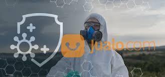 Penyemprotan Disinfektan Dan Bakteri (30306698) di Kota Jakarta Barat