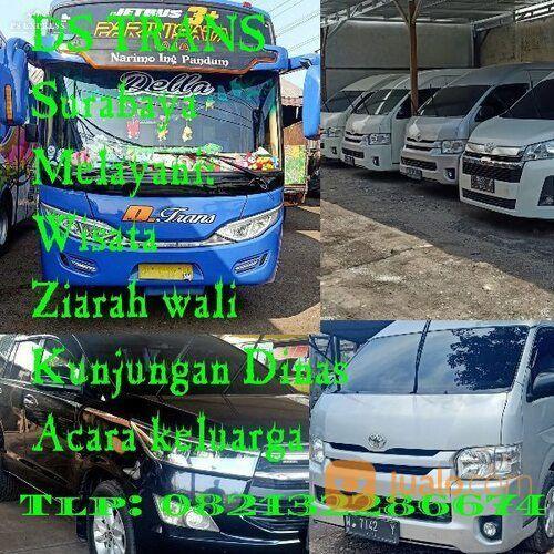 Travel Surabaya-Solo-Jogja (30310038) di Kota Surabaya
