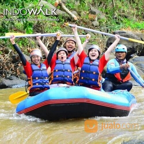 Harga Rafting Arus Liar Citarik Indowalk (30317519) di Kota Sukabumi