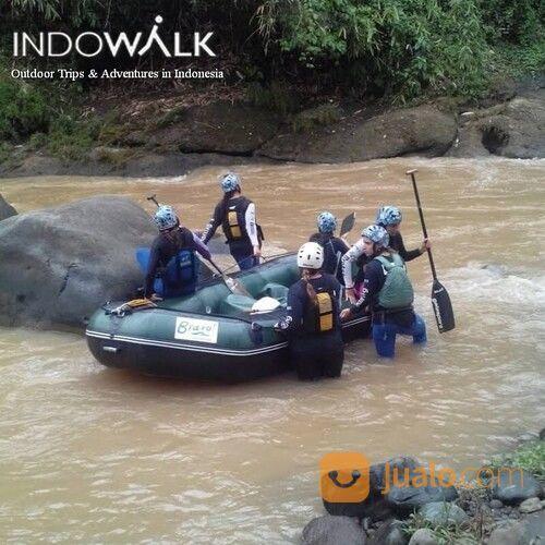 Rafting Sungai Citarik Sukabumi Indowalk (30317524) di Kab. Sumedang
