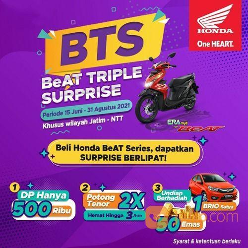Promo Honda Beat Series (30333847) di Kab. Sidoarjo