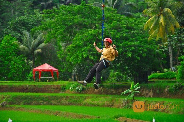 HIGH ROPES COURSE (30363117) di Kab. Sukabumi