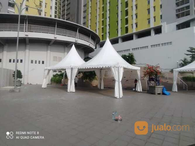 TENDA SARNAFIL BANDUNG   TENDA UNTUK VAKSINASI (30380757) di Kota Tangerang