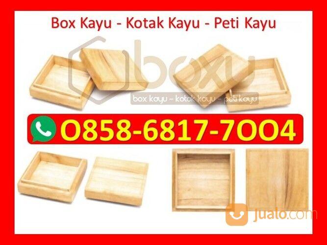 O858-68I7-7OO4 Pengrajin Box Kotak Kayu Klungkung (30383878) di Kota Magelang