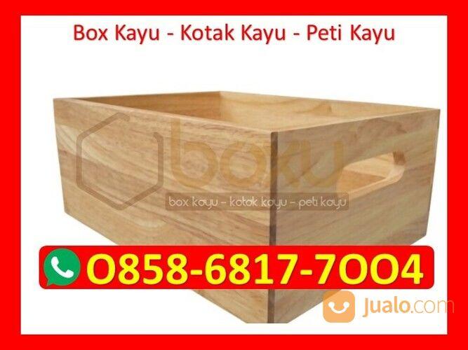 O858-68I7-7OO4 Pengrajin Box Kotak Kayu Klungkung (30383879) di Kota Magelang