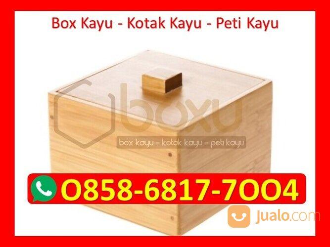 O858-68I7-7OO4 Pengrajin Box Kotak Kayu Klungkung (30383880) di Kota Magelang