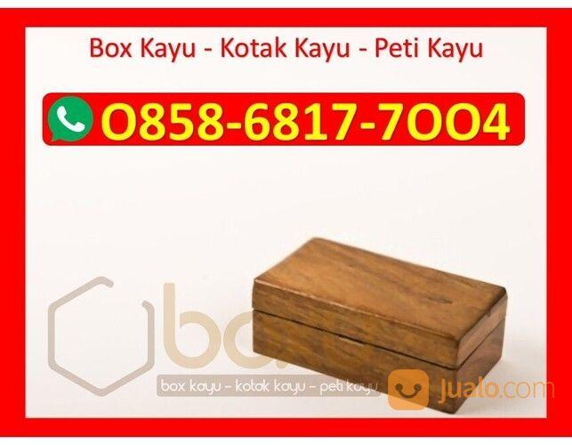 O858-68I7-7OO4 Pengrajin Box Kotak Kayu Bangka Barat (30386898) di Kota Magelang