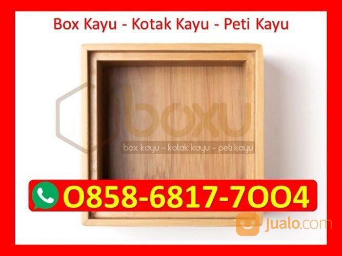 O858-68I7-7OO4 Pengrajin Box Kotak Kayu Bangka Barat (30386901) di Kota Magelang