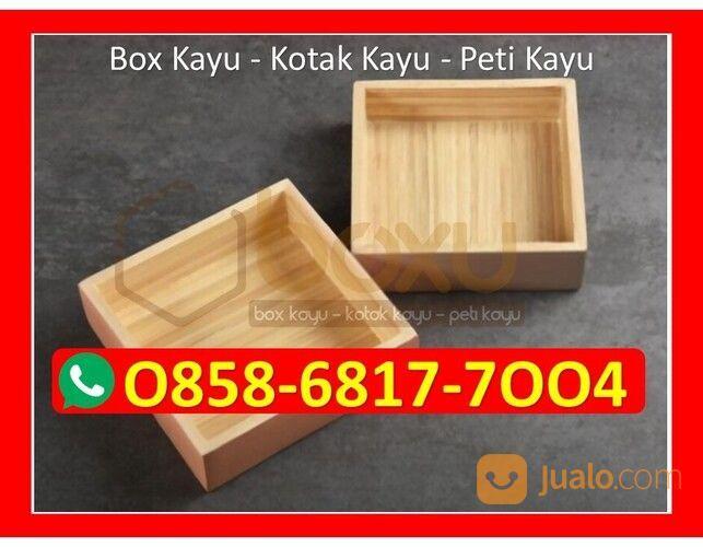 O858-68I7-7OO4 Pengrajin Box Kotak Kayu Lebak (30386937) di Kota Magelang