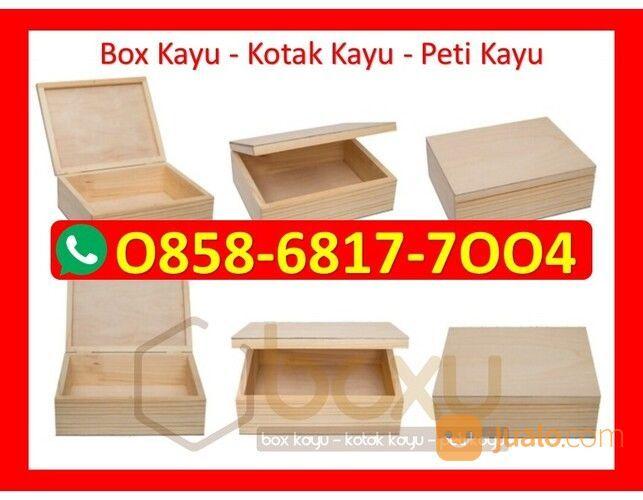 O858-68I7-7OO4 Pengrajin Box Kotak Kayu Tangerang (30386952) di Kota Magelang