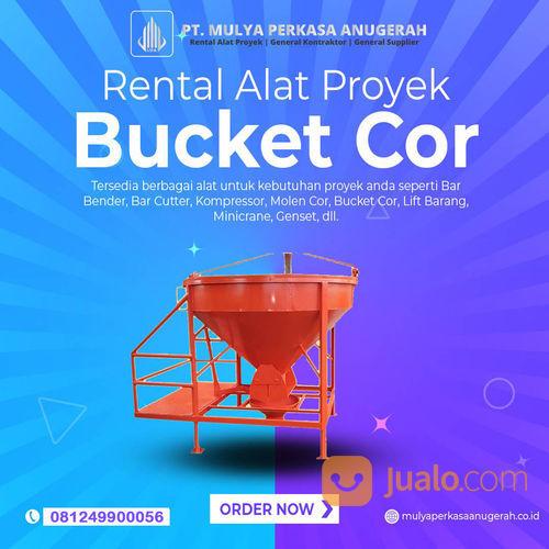 SEWA Bucket Cor / Concrete Bucket 0,8 M3 ALOR (30392856) di Kab. Alor