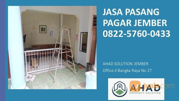 Jasa Pasang Pagar Jember (30394679) di Kab. Jember