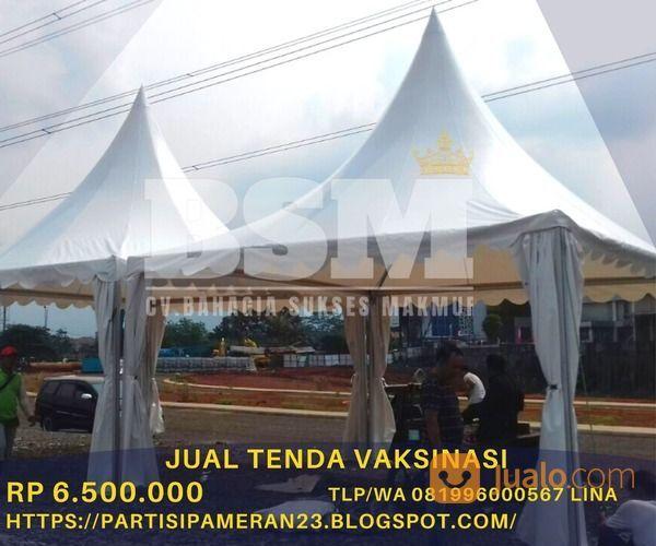 TENDA VAKSINASI   PALEMBANG (30398537) di Kab. Pinrang