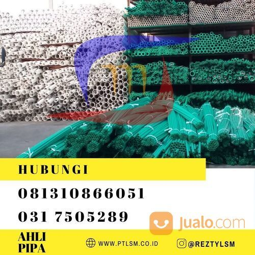 SUPLAYER PIPA PPR DAN PVC RUCIKA TERMURAH JAWA BARAT (30399202) di Kab. Garut