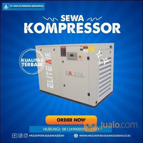 SEWA KOMPRESSOR SCEW 7 BAR - PAREPARE (30399456) di Kab. Pinrang