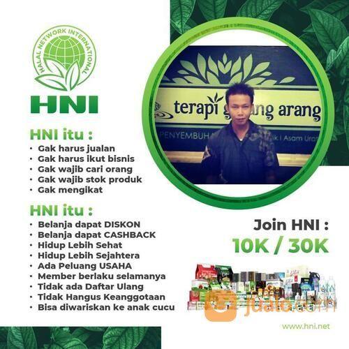 Adnan Terapis HNI (30408731) di Kota Bogor