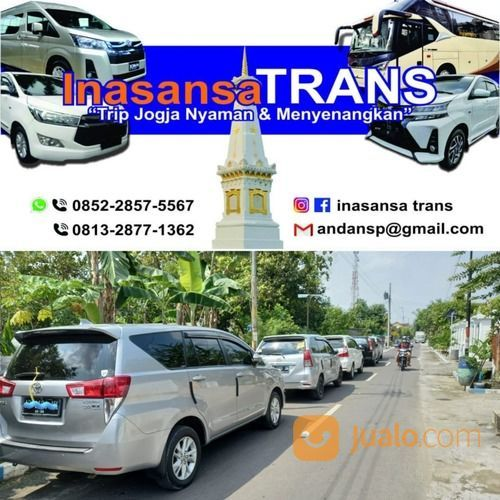 SASANA WIRATAMA || Rental Avanza Facelift Innova Reborn Inasansa Trans (30415979) di Kota Yogyakarta