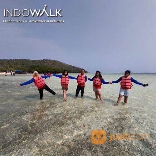 Wisata Pulau Pahawang Indowalk (30420089) di Kab. Lampung Timur
