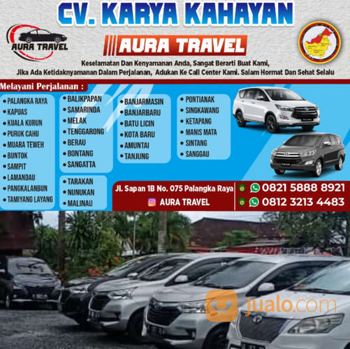 AURA TRAVEL 0821 5888 8921 (30430616) di Kota Palangkaraya