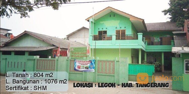 TANAH & BANGUNAN SEKOLAH / UNTUK BISNIS KOSAN (30459109) di Kab. Tangerang