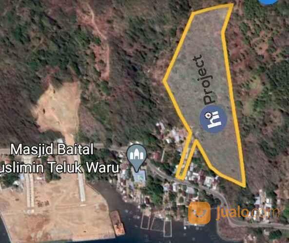 Tanah Bukit Lombok Barat Di Gili Mas Lembar T560 (30478618) di Kab. Lombok Barat