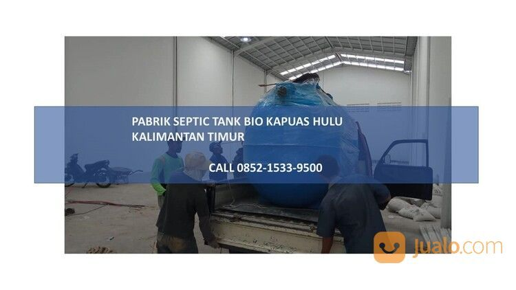 PABRIKNYA LANGSUNG, CALL +62 852-1533-9500, Pabrik Bio Septic Tank Melayani Mimika Papua (30490774) di Kab. Mimika
