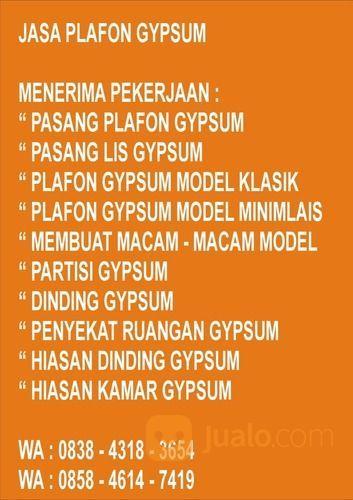Plafon Gypsum Di Cimahi (30504129) di Kota Cimahi