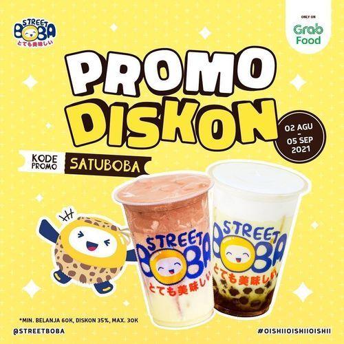 Street Boba PROMO DISKON !! (30528031) di Kota Jakarta Selatan