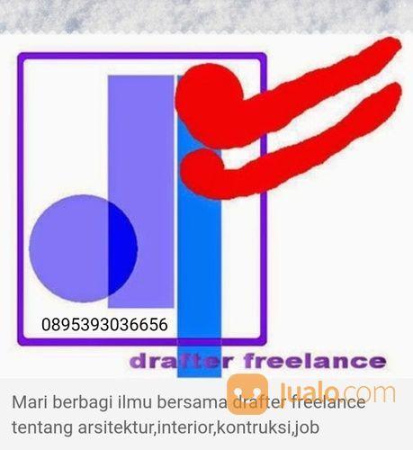 Jasa Drafter Freelance Balikpapan (30530430) di Kota Balikpapan