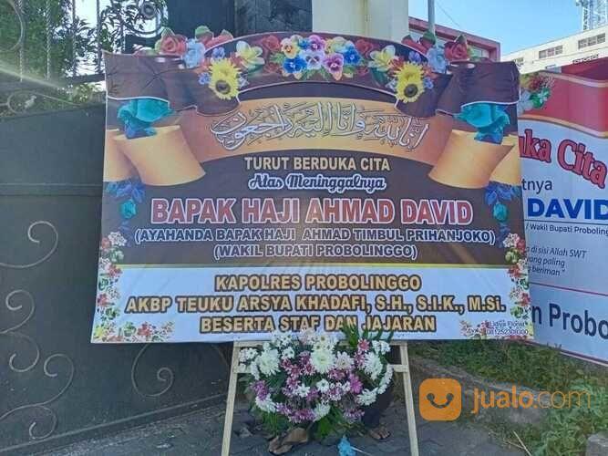 Sedia Papan Bunga Untuk Kematian Dan Pernikahan Kota Probolinggo (30538473) di Kota Probolinggo