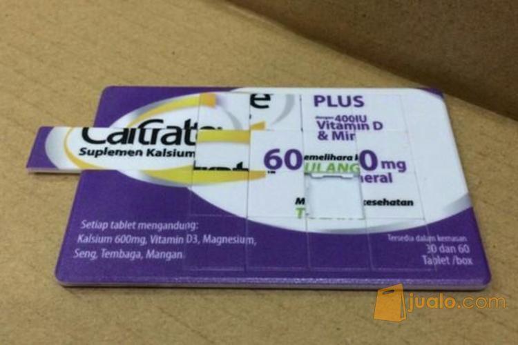 USB Flashdisk Promosi Kartu Puzzle Promosi (3054721) di Kota Tangerang