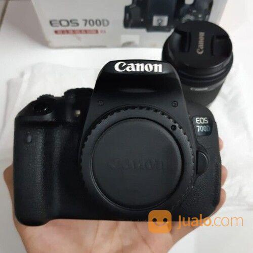 Canon Eos 700d Kit Mulus (30555898) di Kota Mojokerto