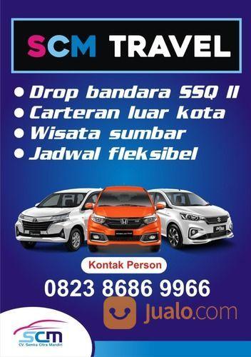Travel Mobil Rute Pekanbaru Pangkalan Kerinci PP (30555946) di Kab. Pelalawan