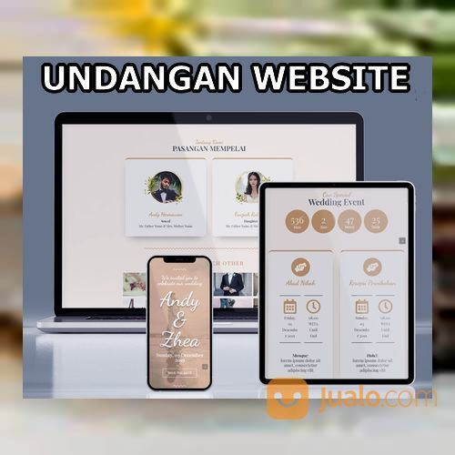 Undangan Video Pernikahan (30556107) di Kota Bandung