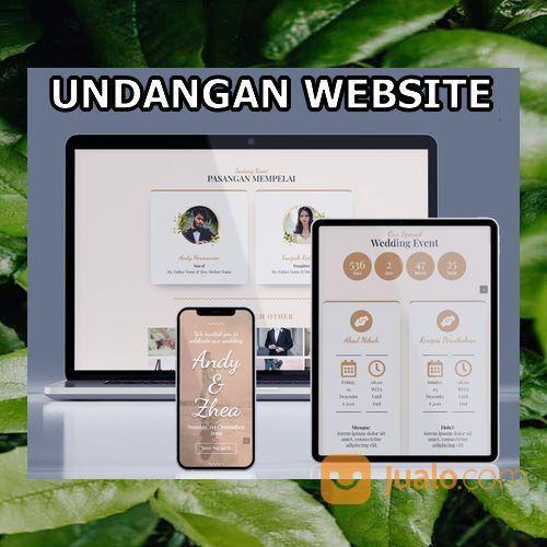 Undangan Video Pernikahan (30556196) di Kota Bandung