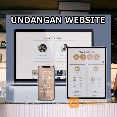 Undangan Video Pernikahan (30556399) di Kota Bandung