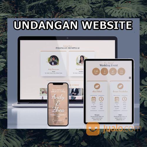 Undangan Website (30556402) di Kota Bandung