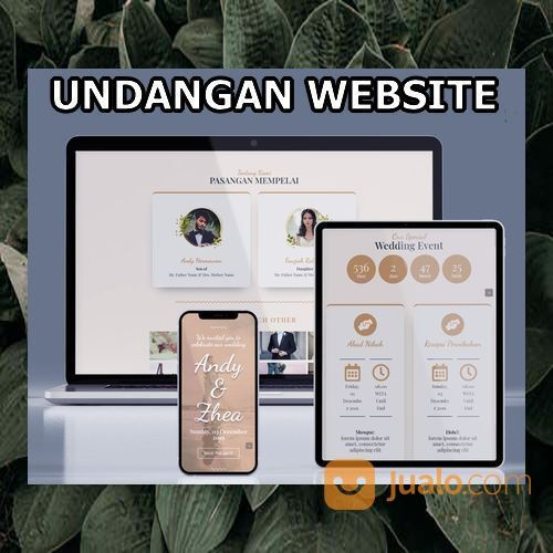Undangan Website Gratis Video Murah (30556805) di Kota Bandung