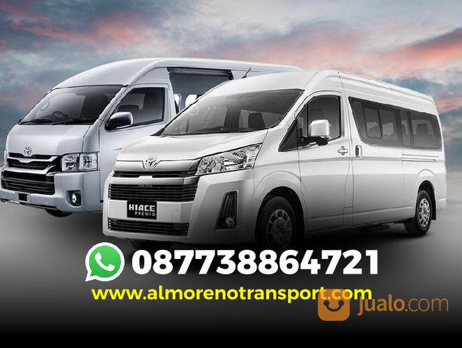 RENTAL MOBIL HIACE JOGJA~ALMORENO Transport (30565635) di Kota Yogyakarta