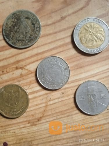 Uang Koin Kunoo (30574185) di Kota Manado