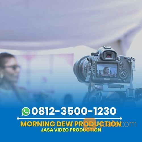 WA: O8I2-35OO-I23O, Jasa Buat Video Promosi Di Batu (30585763) di Kab. Malang