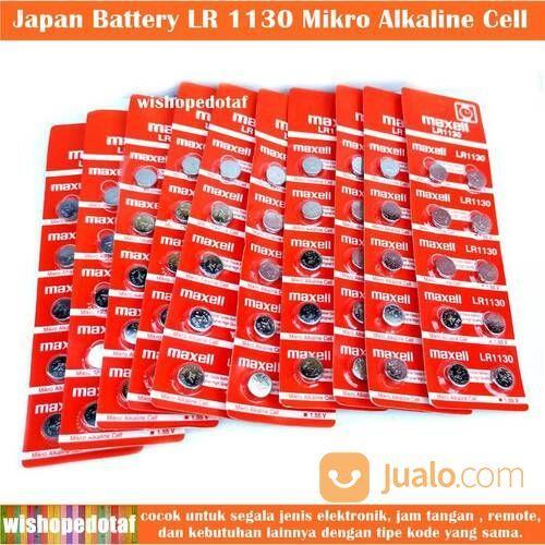 Terbaru Batrai / Baterai Battery Japan LR 1130 (30589136) di Kota Jakarta Timur