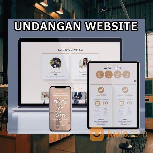 Undangan Website (30598556) di Kota Bandung