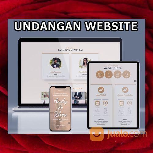 Undangan Video Pernikahan (30598691) di Kota Bandung