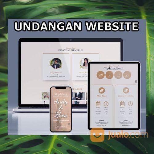 Undangan Website (30598967) di Kota Bandung