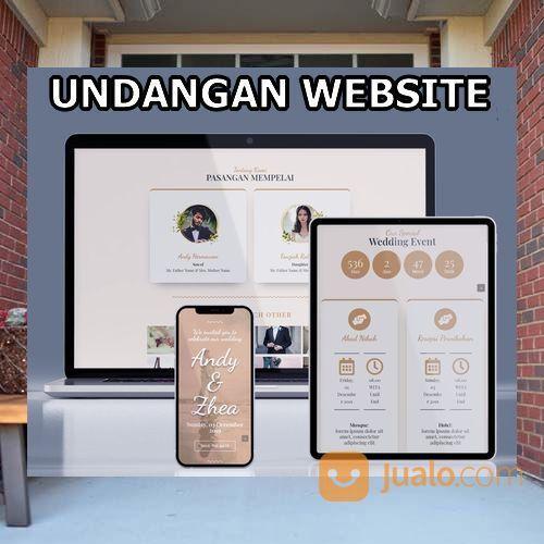 Undangan Website (30599216) di Kota Bandung