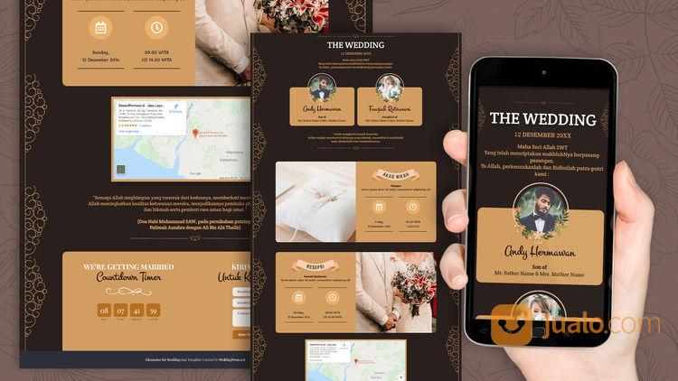 Undangan Website (30599217) di Kota Bandung