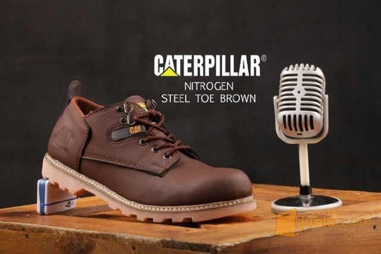 Sepatu canterpillar n mode gaya pria 3062569