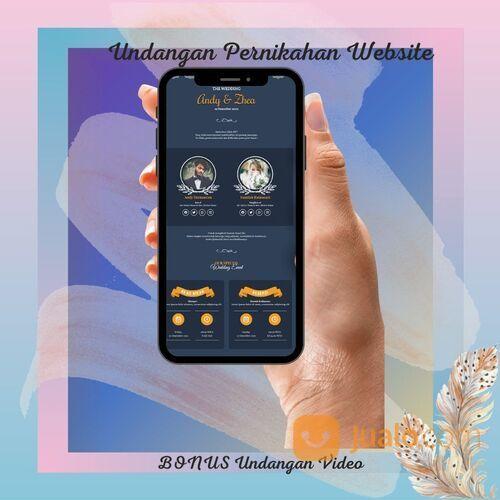 Undangan Pernikahan Website Gratis Video (30711344) di Kota Bandung