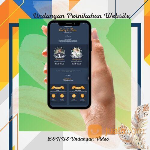Undangan Pernikahan Website Gratis Video Murah (30712051) di Kota Bandung